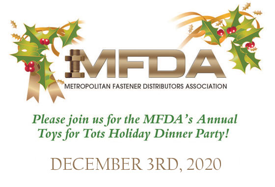 MFDA's Toys For Tots Holiday Dinner
