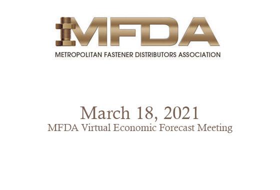 MFDA Virtual Economic Forecast Meeting